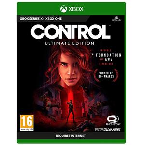 Control Ultimate Edition Xbox One
