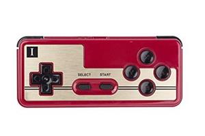 Controller 8Bitdo FC30 Famicom Bluetooth Wireless Mac, PC si Nintemdo Wii
