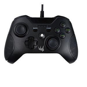 Controller Gator Claw Wired Black Xbox360