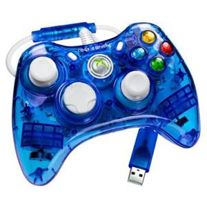 Controller Rock Candy Blueberry Xbox360