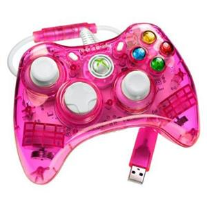 Controller Rock Candy Stormin Cherry Xbox360