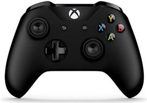 Controller Wireless Microsoft Xbox One S Negru