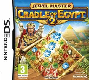 Cradle Of Egypt 2 Nintendo Ds