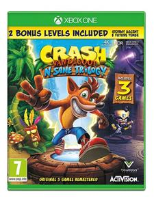 Crash Bandicoot Insane Trilogy Xbox One