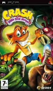 Crash Mind Over Mutant Psp