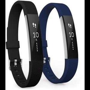 Curea Ceas Yousave Fitbit Alta Or Alta HR Small Black And Blue