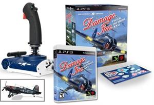 Damage Inc Pacific Squadron WWII Collector's Edition Ps3