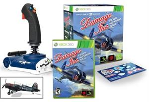Damage Inc Pacific Squadron WWII Collector's Edition Xbox360