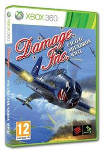 Damage Inc Pacific Squadron WWII  Xbox360