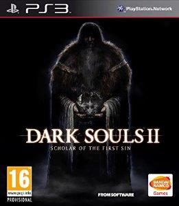Dark Souls II Scholar Of The First Sin PS3