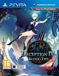 Deception 4 Blood Ties Ps Vita