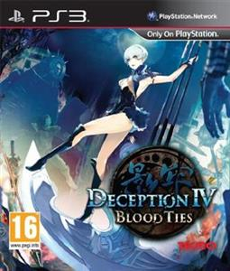 Deception 4 Blood Ties Ps3