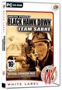 Delta Force Black Hawk Down Team Sabre Add-On Pc
