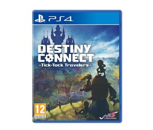 Destiny Connect Tick Tock Travellers PS4