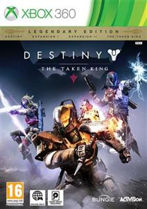 Destiny The Taken King Legendary Edition Xbox360
