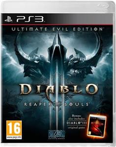 Diablo III Reaper Of Souls Ultimate Evil Edition Ps3
