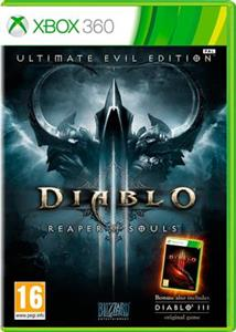 Diablo III Reaper Of Souls Ultimate Evil Edition Xbox360