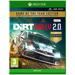 Dirt Rally 2.0 Rally Game Of The Year Edition Xbox One
