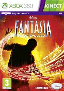 Disney Fantasia Music Evolved Xbox360