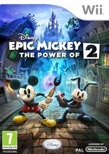 Disney's Epic Mickey 2 The Power Of Two Nintendo Wii
