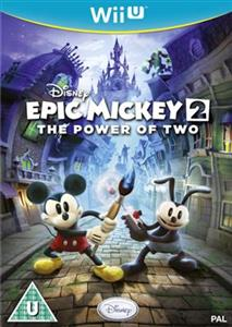 Disney's Epic Mickey 2 The Power Of Two Nintendo Wii U
