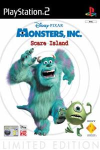 Disney's Monsters, Inc. Scare Island Ps2