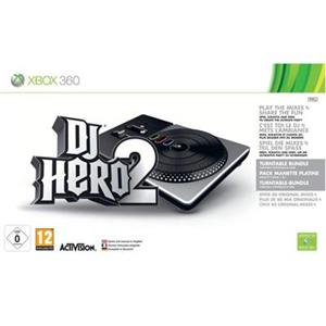 DJ Hero 2 Bundle (Includes Turntable Controller) Xbox360