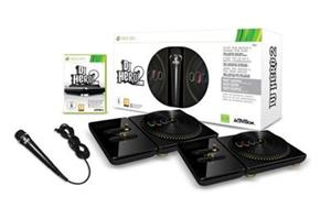 DJ Hero 2 Double Deck Xbox360