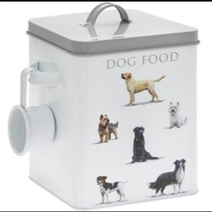 Dog Food Box By Lesser & Pavey