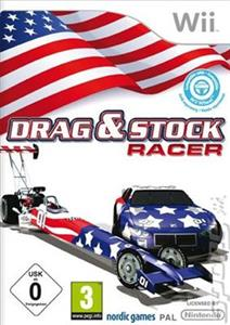 Drag And Stock Racer Nintendo Wii
