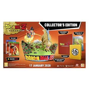 Dragon Ball Z Kakarot Collectors Edition Xbox One