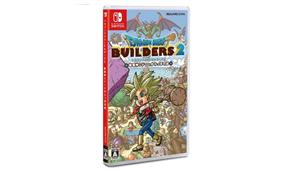 Dragon Quest Builders 2 2019 Nintendo Switch
