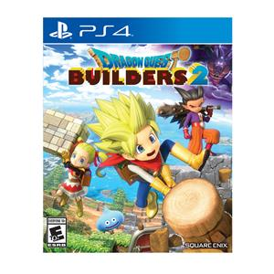 Dragon Quest Builders 2 2019 PS4