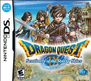 Dragon Quest IX Sentinels Of The Starry Skies Nintendo Ds
