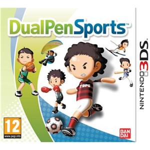 Dual Pen Sports Nintndo 3Ds