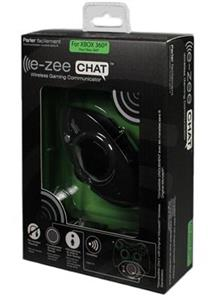 E-Zee CHAT Wireless Gaming Communicator Xbox360