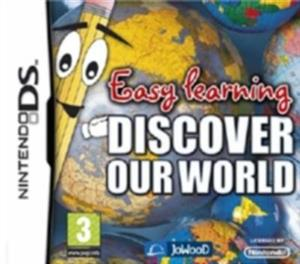 Easy Learning Discover Our World Nintendo Ds
