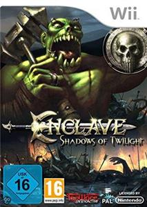Enclave Shadows Of Twighlight Nintendo Wii