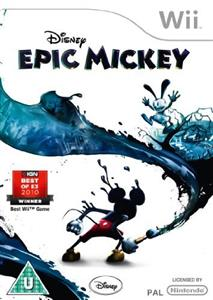 Epic Mickey Nintendo Wii