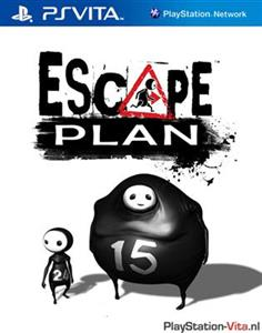 Escape Plan PS Vita