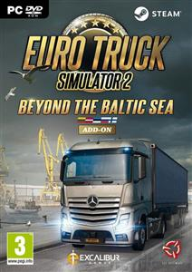 Euro Truck 2 Simulator Beyond The Baltic Sea PC