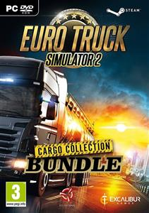 Euro Truck Simulator 2 Cargo Collection Bundle PC