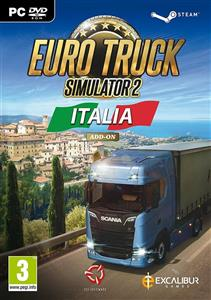 Euro Truck Simulator 2 Italia Add-On PC