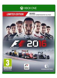 F1 2016 Limited Edition Xbox One