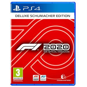F1 2020 Deluxe Schumacher Edition EU PS4