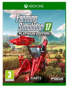 Farming Simulator 17 Platinum Edition Xbox One