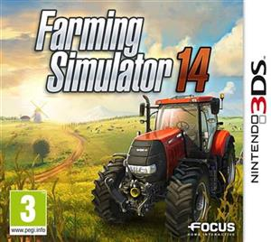 Farming Simulator 2014 Nintendo 3Ds