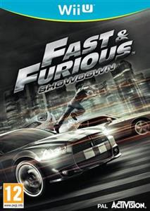 Fast and Furious Showdown Nintendo Wii U