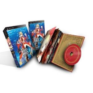 Fate Extra Collectors Edition Psp