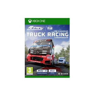 FIA European Truck Racing Xbox One